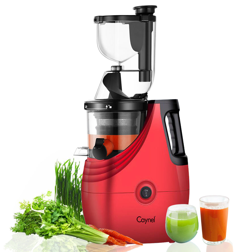 Caynel SJ448 Slow Masticating Juicer - Caynel Direct