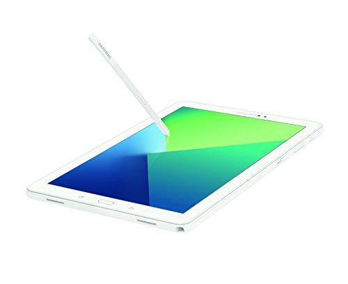 Samsung Galaxy Tab A SM-P580NZWAXAR 10.1-Inch 16 GB, Tablet with S Pen (White)