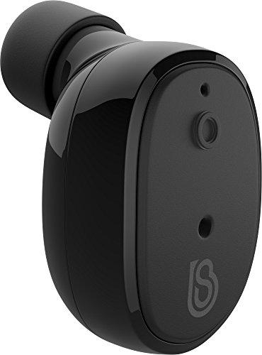 StealthBeats Bluetooth Wireless Headphones with Microphone [INVISIBLE EARPHONES] Running Earbuds with Dock Charger - Noise Cancellation, Comfort and BASS Sound for iPhone & Android [TALK WALK & MORE]