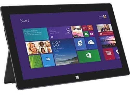 Microsoft Surface Pro 2 Tablet 512GB SSD 8GB RAM 10.6 inch 1920 x 1080 Resolution 4th generation Intel Core i5 Processor USB 3.0 Two 720p HD Cameras