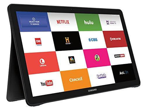 "Samsung IT SM-T670NZKAXAR Samsung Galaxy View 32GB Android 18.4"" Wi-Fi Tablet Computer (Black)"