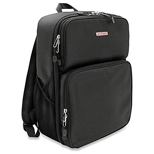 Orbit Concepts JETPACK-CUT-BLK DJ Backpack for Portable Turntables, 7