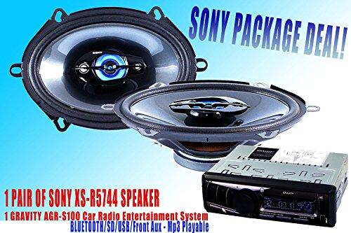 SONY Package Deal! 1 Pair Sony 5X7