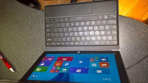 Microsoft Surface RT 32GB Tablet with Black TYPE cover