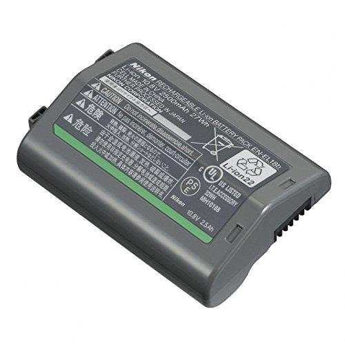 Nikon D4/D5 Digital Camera Battery, Black (EN-EL18b)