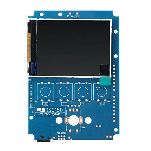 DSO150 Tech DS0150 15001K DSO-SHELL DIY Digital Oscilloscope Kit With Housing