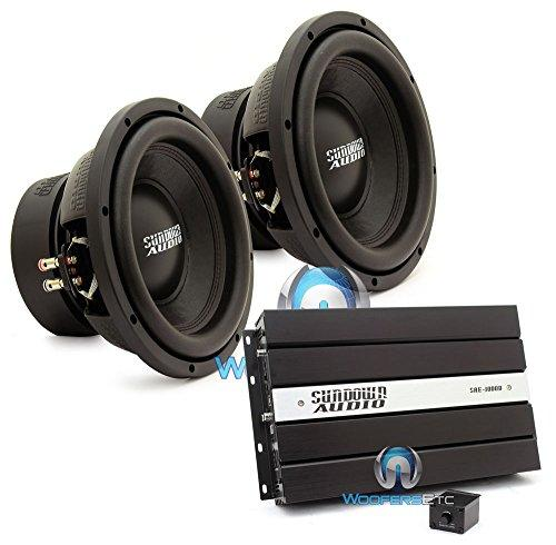 pkg Pair of Sundown Audio E-10 V.3 D4 10