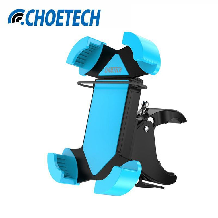 Universal Bike Phone Holder,Anti-Slip Motorcycle Bicycle Phone Mount For iPhone Samsung Xiaomi Huawei Mobile Phone Accessories