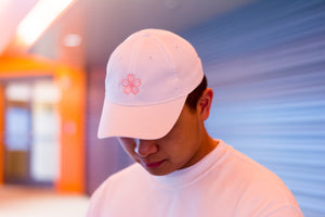 """New Beginnings"" Sakura - Hat (White)"