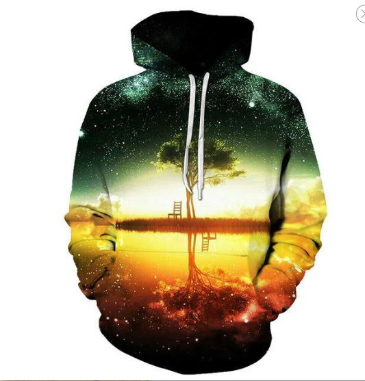 The Night Hoodie