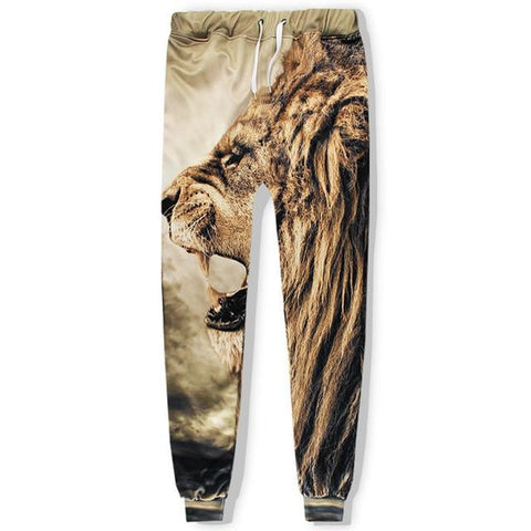King of The Jungle Jogger