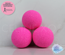 Load image into Gallery viewer, BCFNZ Pink Boobie Bath Bomb-Celine XO