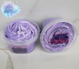 Shower Fluffy - Black Raspberry Vanilla-Celine XO