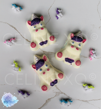 "Load image into Gallery viewer, ""Celine"" Unicorn Bath Bomb-Celine XO"