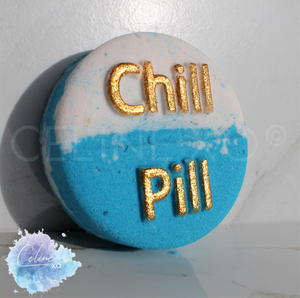 """Chill Pill"" Bath Bomb"