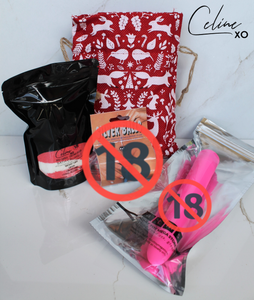 [LAST ONE] Lets Get Elf-ed Up! (The Bum Bag) - R18+-Celine XO