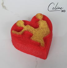 Load image into Gallery viewer, Sex Heart Bath Bomb-Celine XO