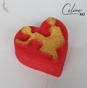 Sex Heart Bath Bomb-Celine XO