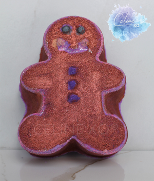 Gingy Bath Bomb