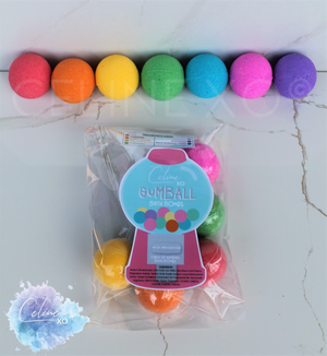 Mini Gumball Bath Bombs