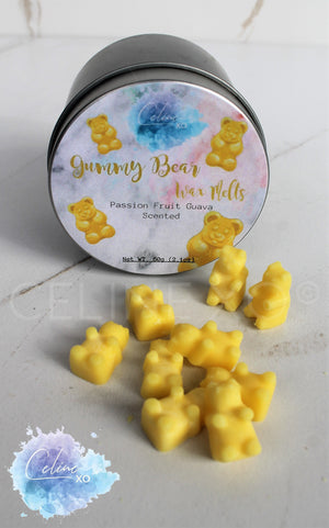 Gummy Bear Mini Wax Melts