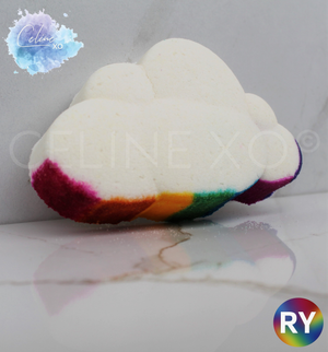 PRIDE Rainbow Bath Bombs