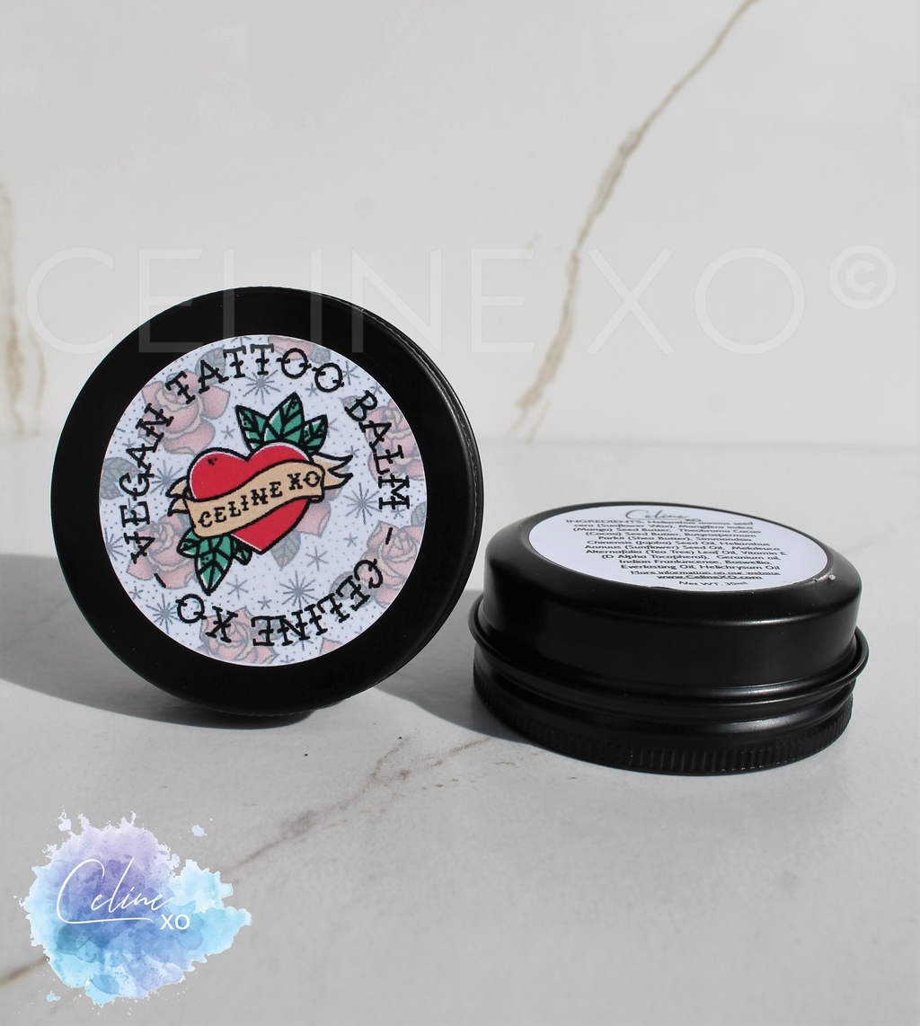 XO Vegan Tattoo Balm