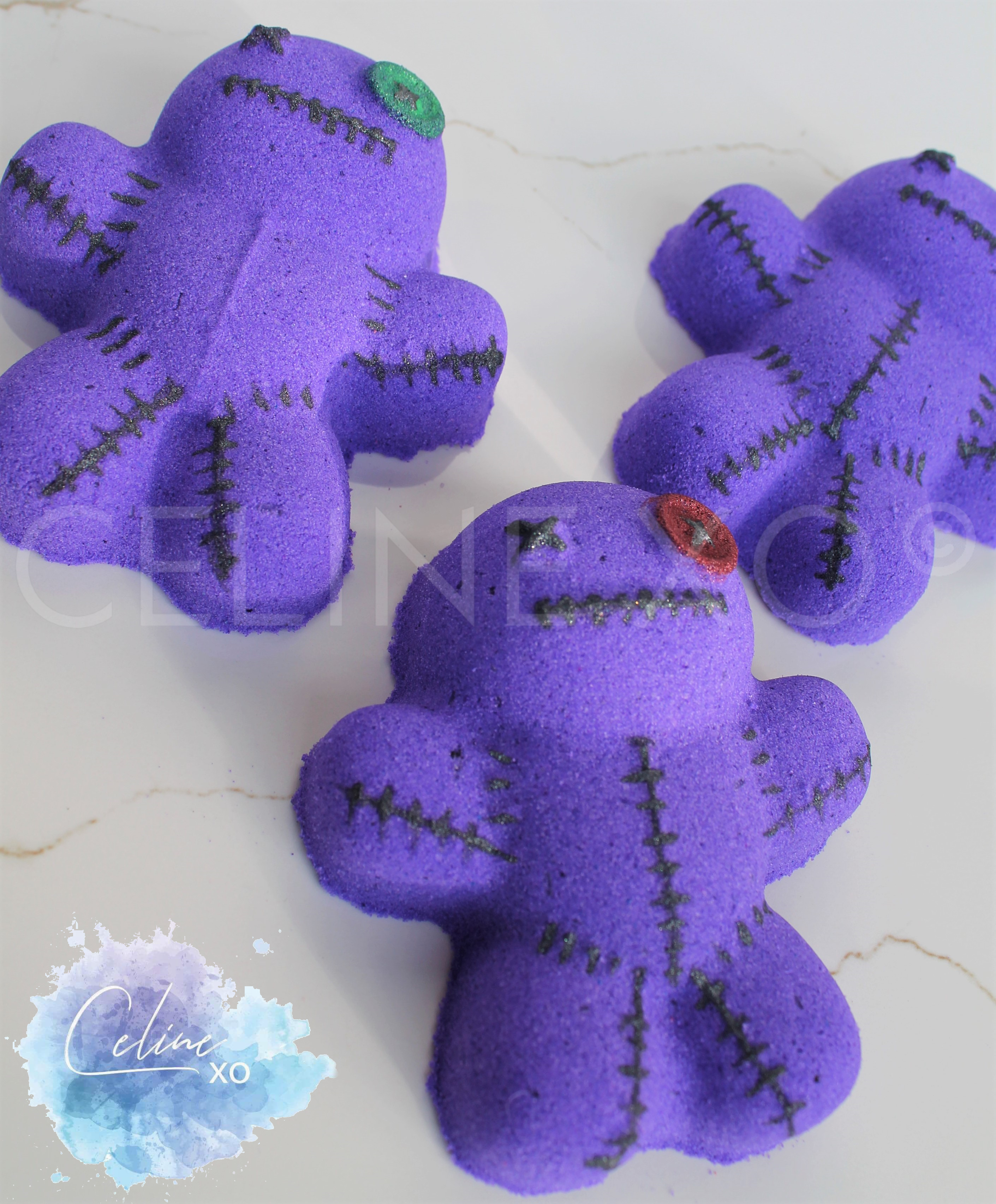 Voodoo Doll Bath Bomb