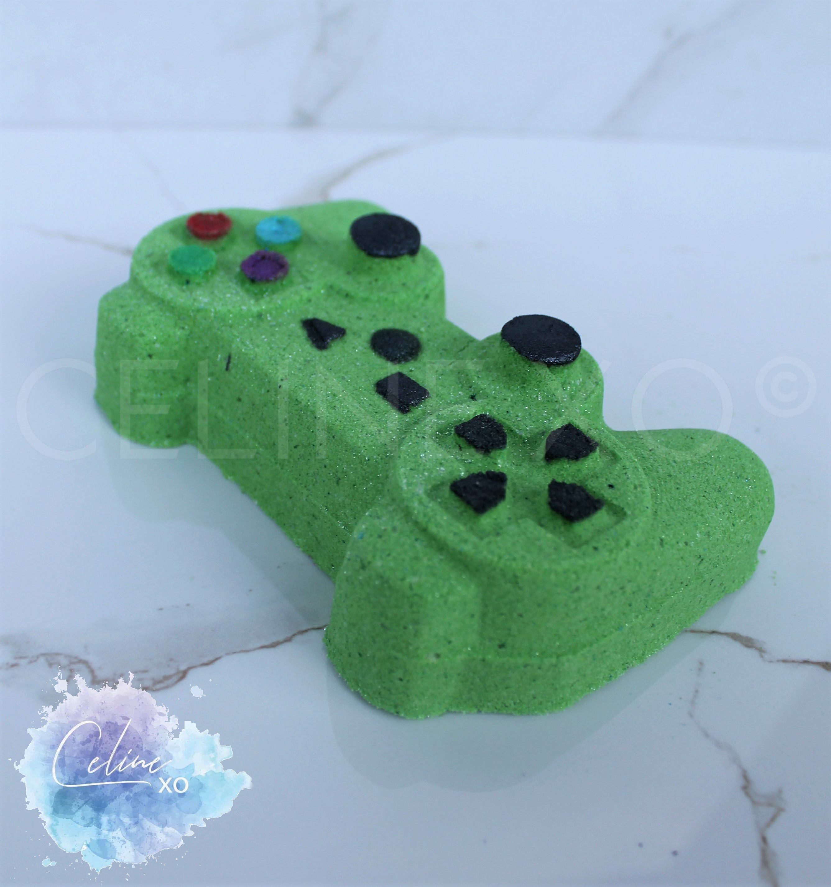 Playstation Controller Bath Bomb