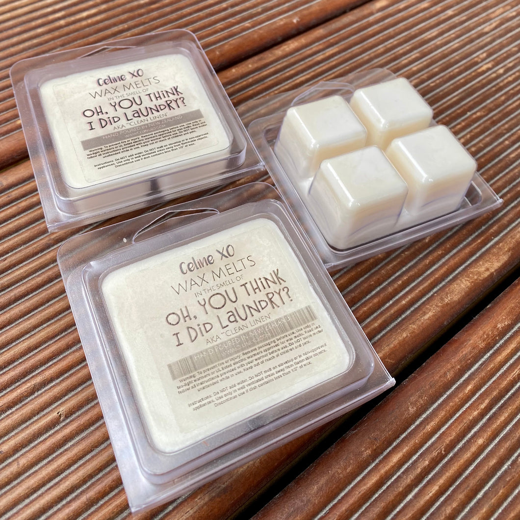 Clean Linen - Wax Melts