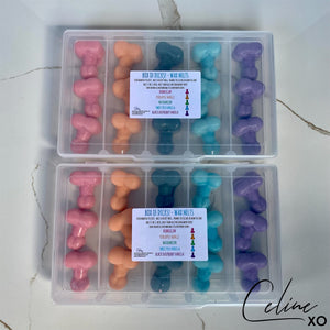 Box of Dicks Wax Melts (V2)-Celine XO