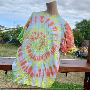[ONCE OFF PRODUCT] Tie Dyed Shirts & Singlets-Celine XO