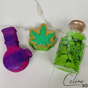 """Stoner Box"" Bath Bomb Set-Celine XO"