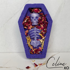 Forgotten Coffin Bath Bomb-Celine XO