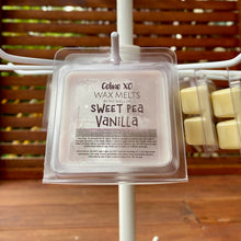 Load image into Gallery viewer, Sweet Pea Vanilla - Wax Melts