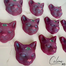 Load image into Gallery viewer, Mystic Cat Bath Bomb-Celine XO