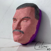Load image into Gallery viewer, Freddie Mercury Bath Bomb-Celine XO