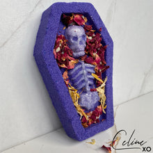 Load image into Gallery viewer, Forgotten Coffin Bath Bomb-Celine XO