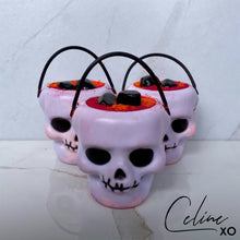 Load image into Gallery viewer, Skull Cauldron Bath Bomb-Celine XO