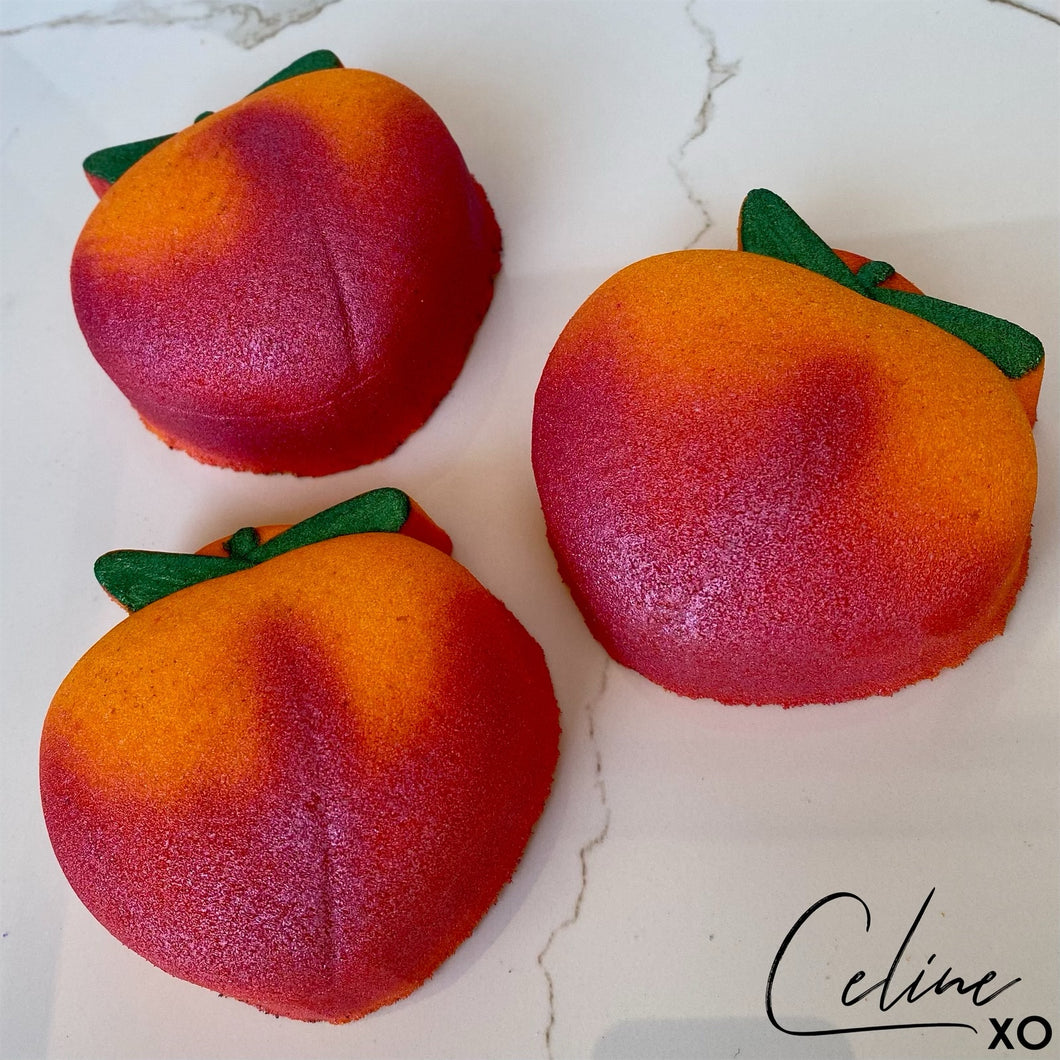 I ap-Peach-iate YOU Bath Bomb-Celine XO