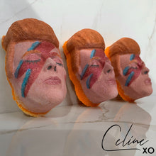 Load image into Gallery viewer, David Bowie Bath Bomb-Celine XO