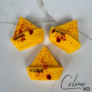 """IT"" Themed Bath Bombs-Celine XO"