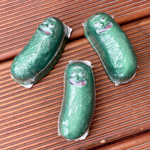 Load image into Gallery viewer, Pickle Rick Bath Bomb