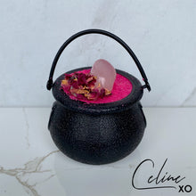 Load image into Gallery viewer, Love Spell Cauldron Bath Bomb-Celine XO