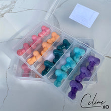 Load image into Gallery viewer, Box of Dicks Wax Melts (V2)-Celine XO