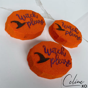 """Witch Please"" Bath Bomb-Celine XO"