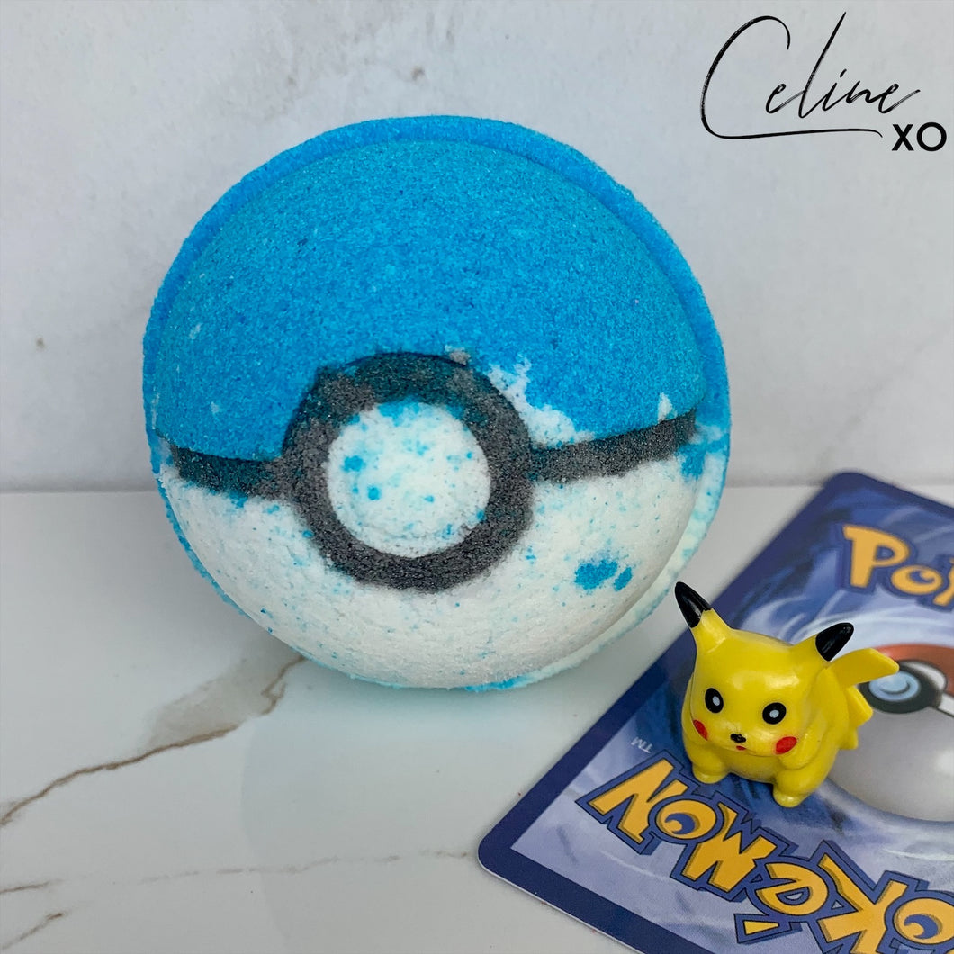 Pokeball Bath Bombs-Celine XO