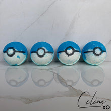 Load image into Gallery viewer, Pokeball Bath Bombs-Celine XO