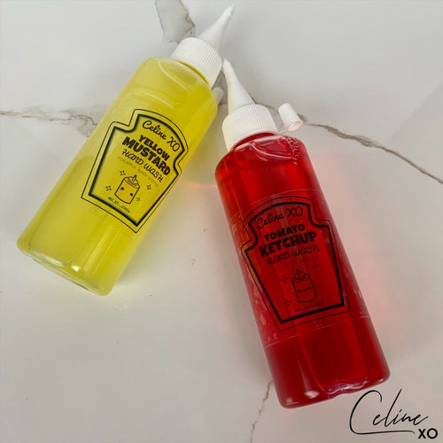 [LIMITED EDITION] Ketchup & Mustard Hand Wash-Celine XO