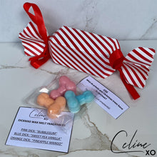 Load image into Gallery viewer, Christmas & Dickmas Wax Melt Crackers-Celine XO